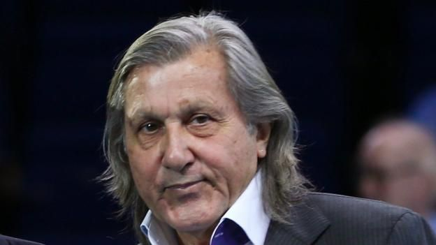 #tennis #news Nastase banned from French Open