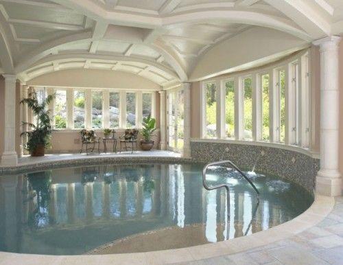 Dream, dream, dream - traditional pool by CBI Design Professionals, Inc.