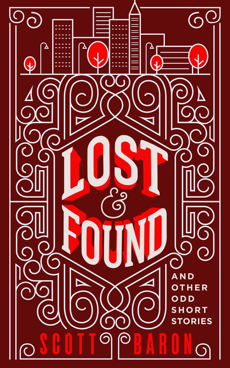 Book Cover Design For Lost And Found If You Would Like Tomission Us For