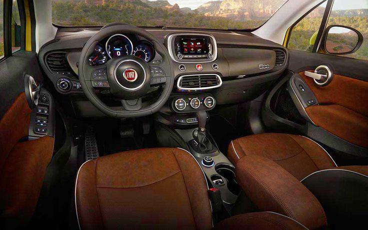 La Fiat 500X 2016: celle qui aurait du être la première, par Marc Bouchard. Plus spacieuse, plus confortable et surtout beaucoup plus polyvalente, la Fiat 500X affiche le même caractère italien que les précédents modèles.