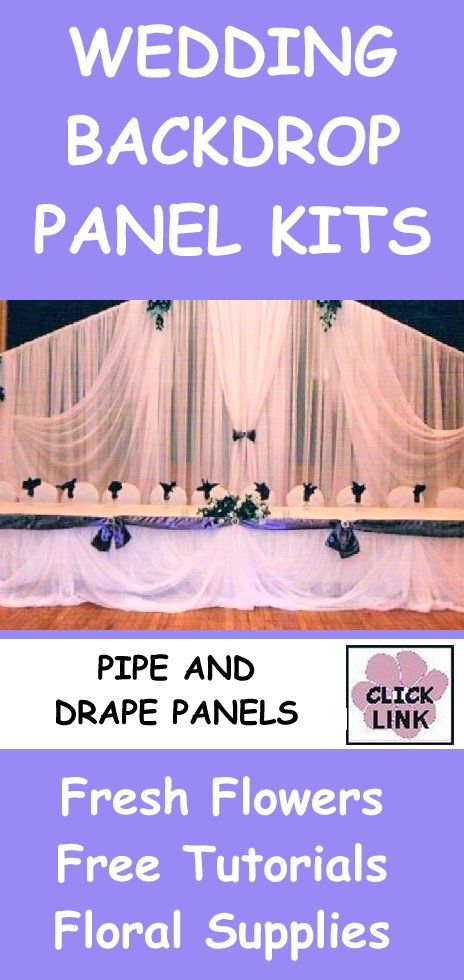 17 Best Images About Wedding Backdrops On Pinterest