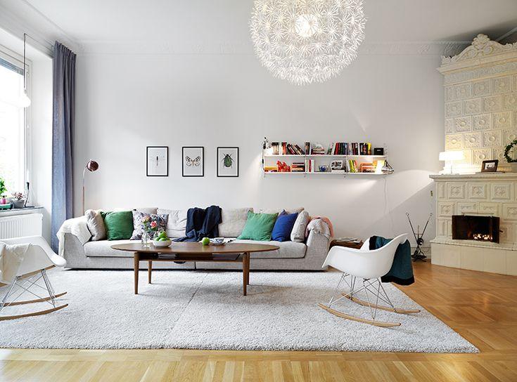 53 besten Scandinavian Design Bilder auf Pinterest - wohnzimmer offene küche