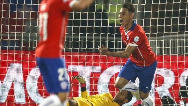 Chile derribó en un duro partido a Perú y se instaló en la final de Copa América - Cooperativa.cl