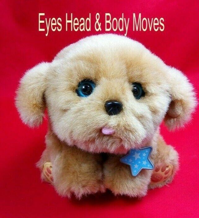 Little Live Pets My Dream Puppy Dog Snuggles Interactive Plush