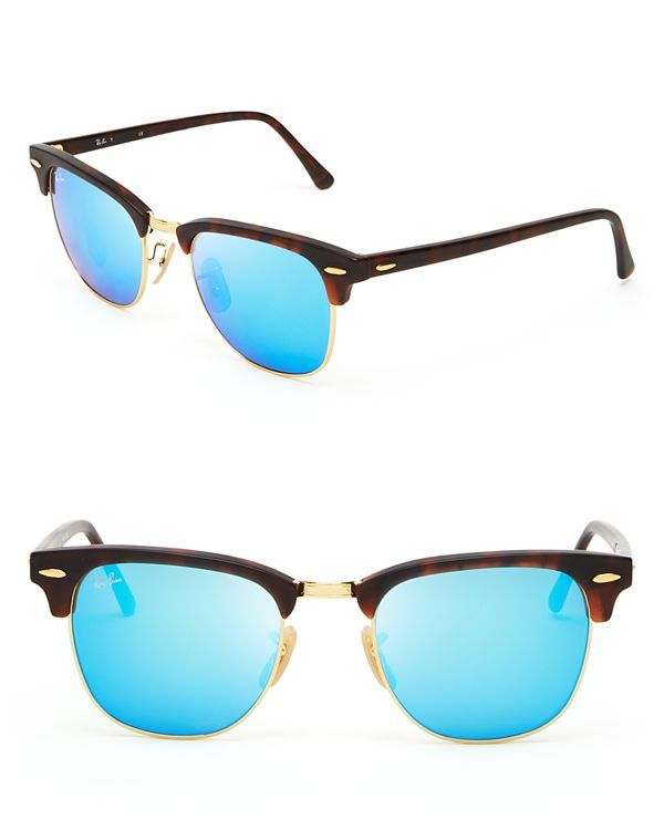 c5d3f6eb4dc ... sweden used ray bans clubmaster oversized sunglasses 4c762 fb060