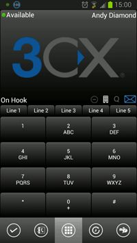 3CX develops a full range of VoIP telephony software products. 3CX Phone System for Windows, 3CX Phone System Pro Edition, 3CX Phone for Windows, 3CX Phone for Android and 3CX Phone for iPhone.  http://www.ucpartners.com.au/3cx-phone-systems.php