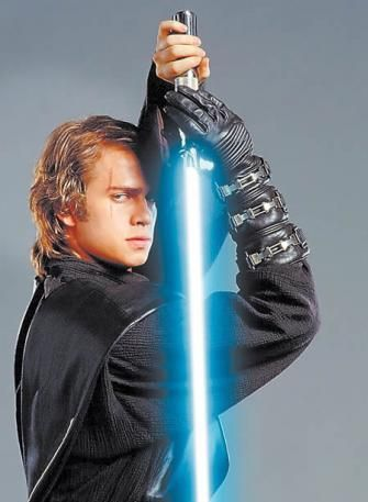 Anakin Skywalker's Lightsaber-Star Wars