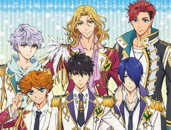 New 'Magic★Kyun! Renaissance' Supporting Anime Cast Revealed
