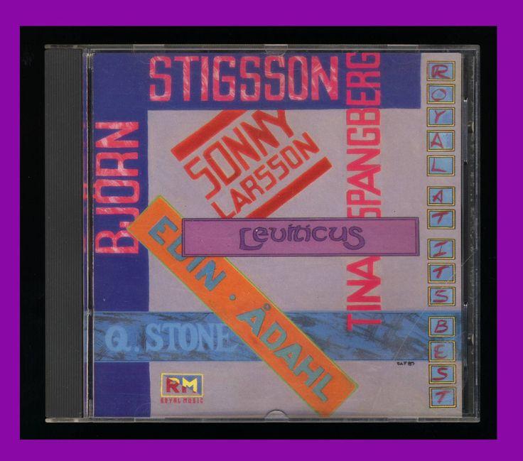 Royal At Its Best  CD 1989 (LEVITICUS BRAND /Q-STONE / EDIN ADAHL) CCM #ChristianRock