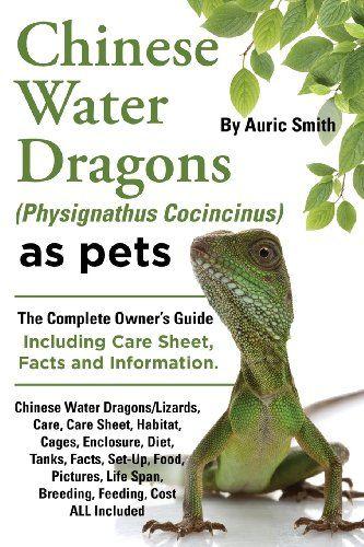 Chinese Water Dragons Care, Habitat, Cages, Enclosure, Di... http://www.amazon.com/dp/0957678002/ref=cm_sw_r_pi_dp_L.Ksxb1FHR2R7