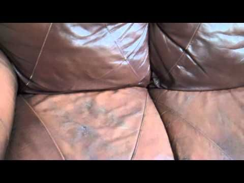 7 Best Leather Couch Repair Images On Pinterest