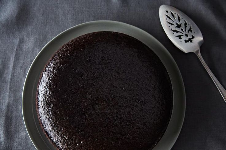 Margaret Fox's Amazon Chocolate Cake | I have been making this cake for years, and it is THE best! Simple, quick, and decadent.