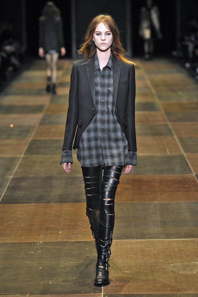Le Freak ce Chic: Saint Lauren Paris - Inverno 2014