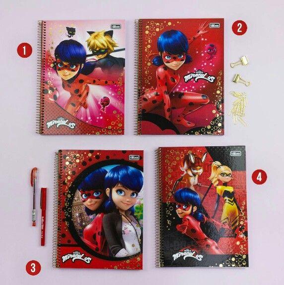 Cuadernos De Miraculous Ladybug Princesa Para Pintar Manualidades Escolares Libretas
