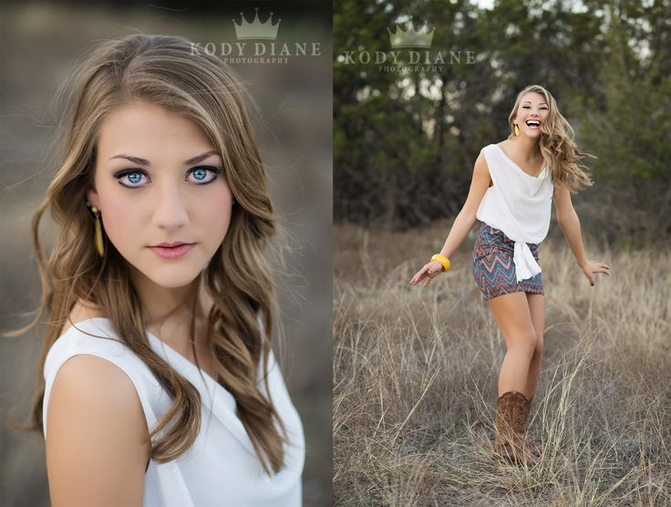 Austin, TX Senior Portraits: Mackenzie, Lake Travis High School {Kody Diane Photography} Country Senior Portraits