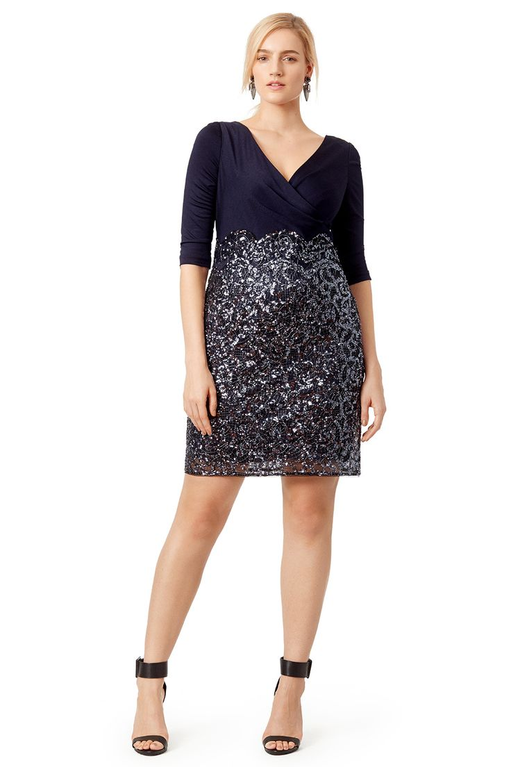 Rent Magic Hour Sheath by Kay Unger for $35 only at Rent the Runway.