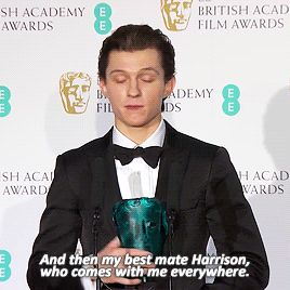 You can see his British accent!!!!!!<<<M omg that's true, also I love him and his relation with Harry