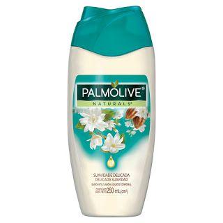 Palmolive Naturals - Jasmine & Cocoa butter shower milk