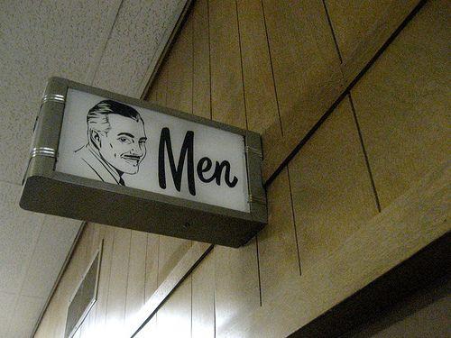 Very best 28 best Restroom sign images on Pinterest   Bathroom signs  HG47