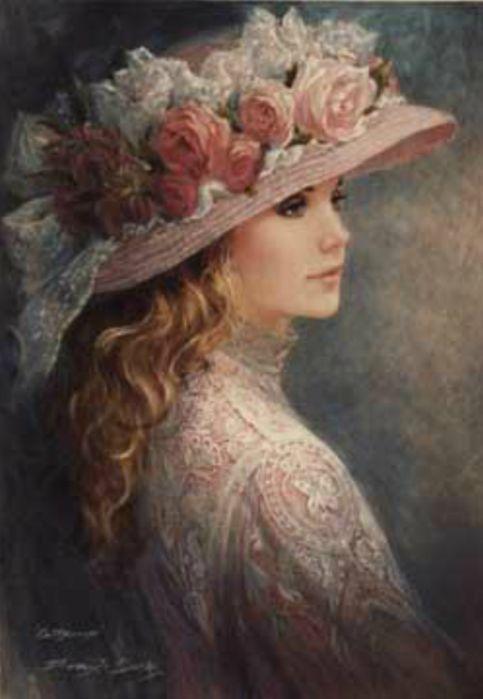 Victorian Ladies ****@@@@@........http://www.pinterest.com/fontsecagalcera/lugares-para-visitar/ &&&&&&&