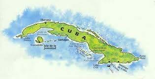 20 – Sebastián de Ocampo fue enviado en 1506 para averiguar si Cuba era una isla o parte del continente; después de 8 o 10 meses, Ocampo volvió con la información de que Cuba era una isla.