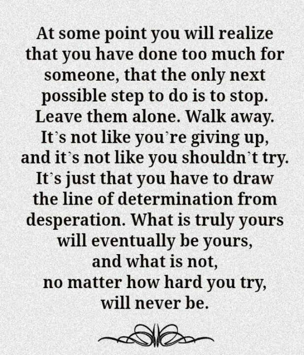 sayings about walking away from a relationship