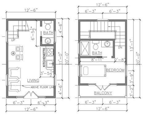 8 x 14 cabin pdf plans lean to