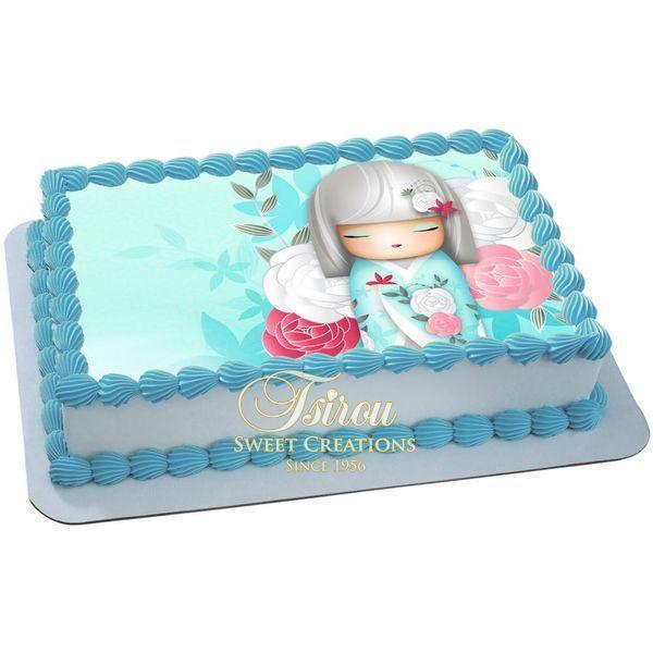τούρτες γενεθλίων :: τούρτες για κυρίες :: KIMMIDOLL 1