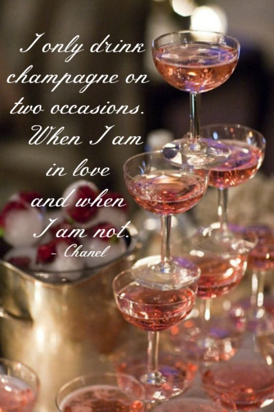 Champagne. #ATGstores #glasses
