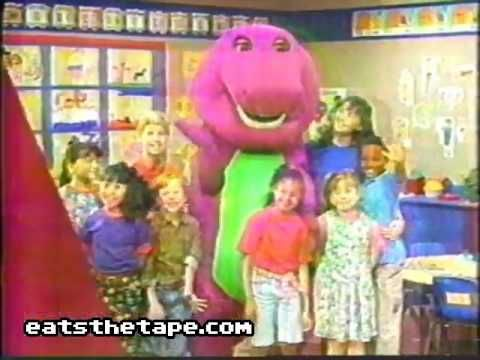 Barney Friends On Pbs Wned 17 Promo 1992 Youtube Pbs Kids Pinterest Friends Watches