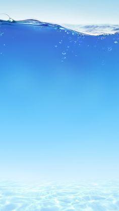 Under Blue Water iPhone 6 Wallpaper Download | iPhone Wallpapers, iPad wallpapers One-stop Download