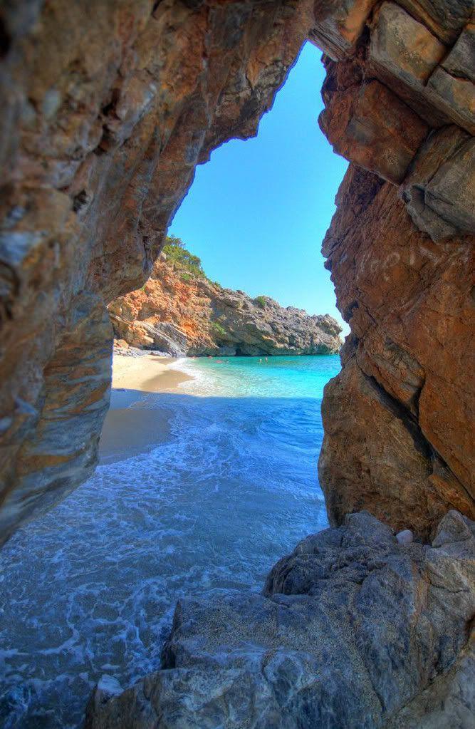 Mylopotamos beach,Pelion, Thessaly, Central Greece