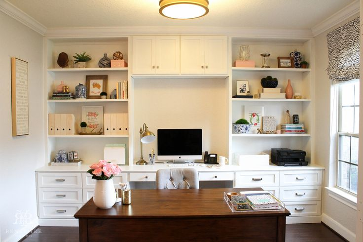 One Room Challenge - Home Office Reveal — Interior Designer San Antonio