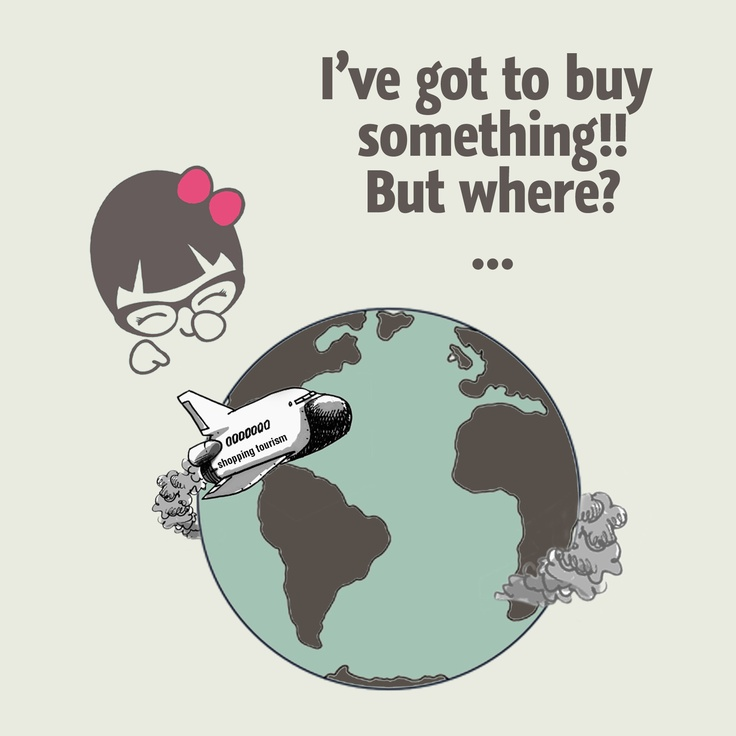 We have a world full of shops to be discovered...