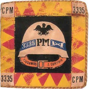 Companhia de Polícia Militar 3335 Fortaleza de  Amura-Bissau 1971/1973 Guiné
