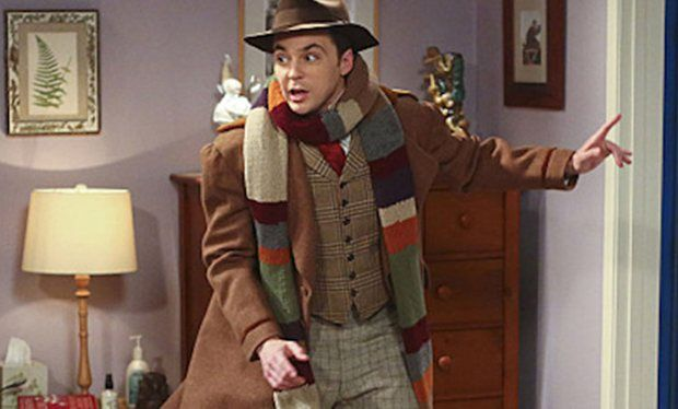 Here's why Big Bang Theory's Sheldon Cooper is a fake Doctor Who fan