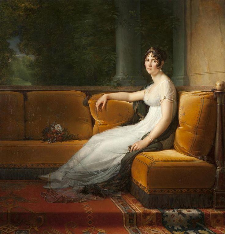 Keizerin Joséphine, haar kunstcollectie en de pronkzucht rond Napoleon: http://opvn.nl/1y16IKd
