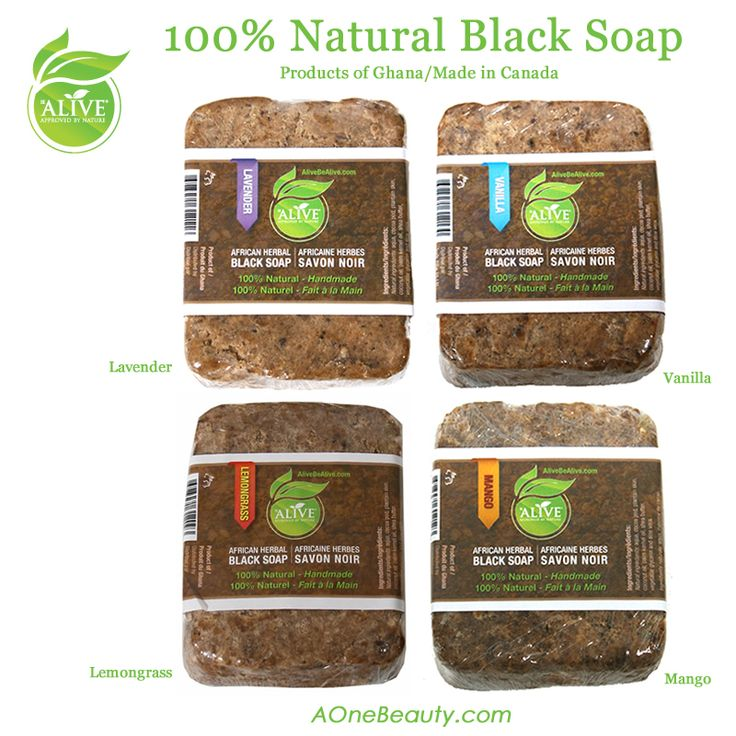 New Black Soap Arrived! Be Alive 100% Natural  http://www.aonebeauty.com/brands/Be-Alive.html?sort=newest  #blacksoap #soap #natural #skincare #beauty