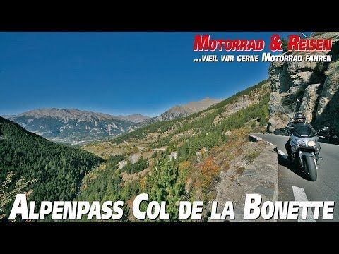 VIDEO - Col de la Bonette, le Alpi francesi da scoprire in moto