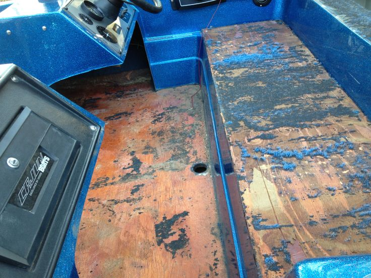 Don T Be Afraid Of Redoing The Boat Carpet It Is Much