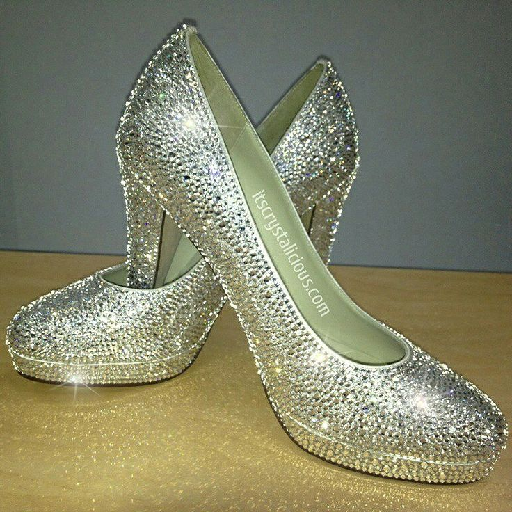 LIKE  If you need a pair of Crystalicious® Shoes in your life for your next special event, wedding, engagement or birthday.