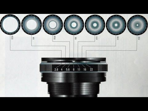Aperture, Shutter Speed, ISO, & Light Explained-Understanding Exposure & Camera Settings - YouTube Video