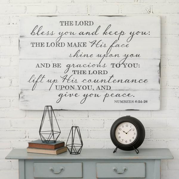 Scripture signs