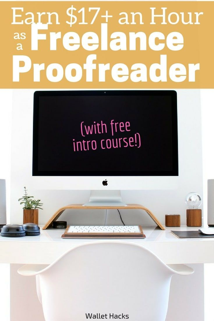 how to become a proofreader online
