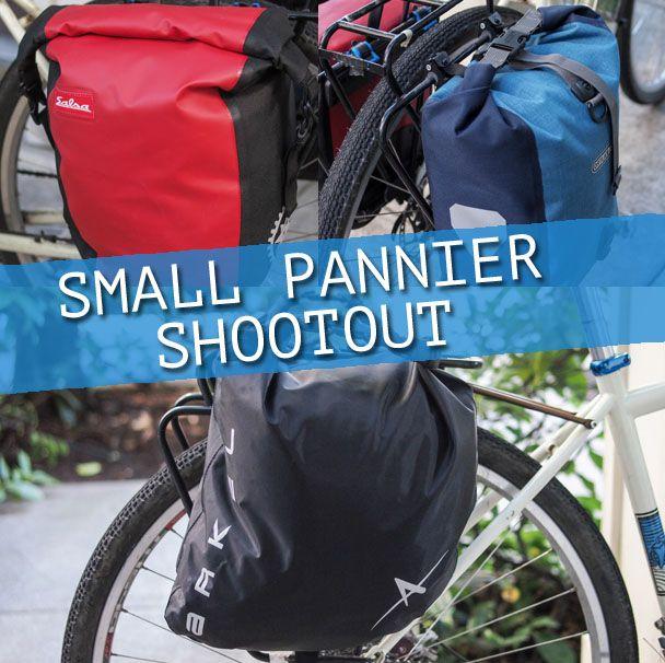 Review Small Pannier Shootout Ortlieb Frontroller Plus Vs Salsa