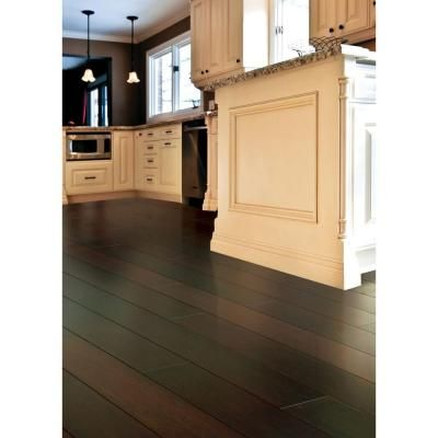 Strand woven walnut 9 16 in thick x 4 3 4in wide x 36in Home decorators collection flooring installation