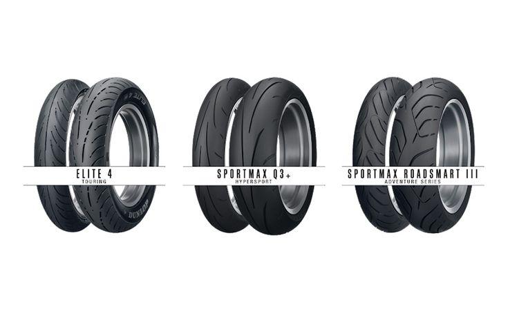 Dunlop Announces New Street Tire Sizes