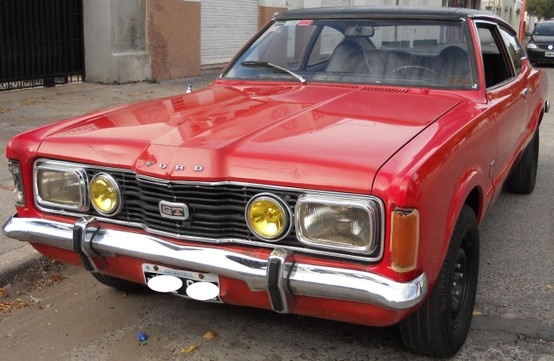 Ford Taunus Coupé GT. Original. http://www.arcar.org/ford-taunus-coupe-gt-54653