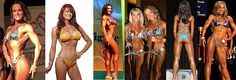 Julie Lohre's 16 week guide takes you step by step through what is takes to prepare for a competition. Figure, Bikini & Fitness Competition Checklist
