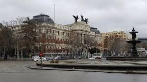 Lugares y momentos con Marina: Palacio de Fomento. Ministerio de Agricultura y Pe...